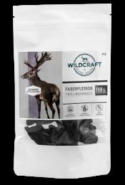 WILDCRAFT Hundesnack Faserfleisch Freilandhirsch