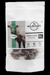 WILDCRAFT Hundesnack Faserfleisch Weiderind