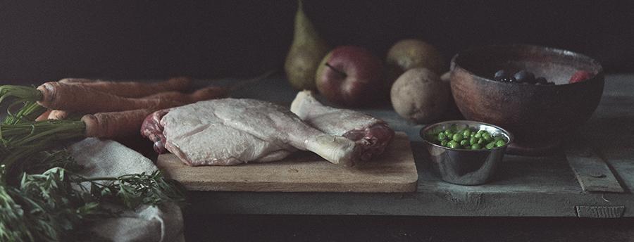 WILDCRAFT beste Zutaten frisches Hühnerfleisch