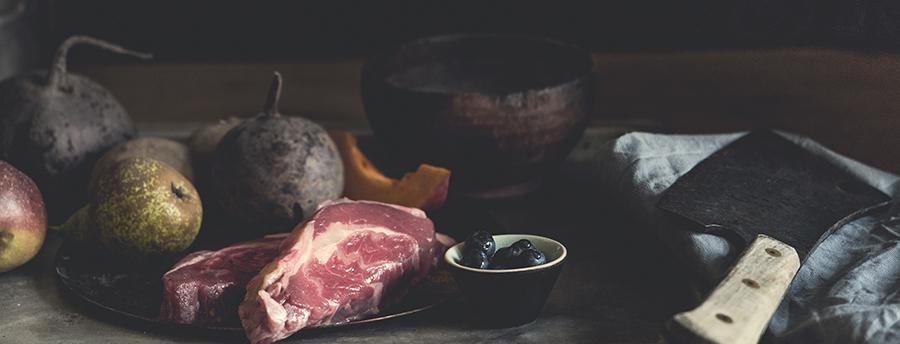 WILDCRAFT beste Zutaten frisches Rindfleisch Junior