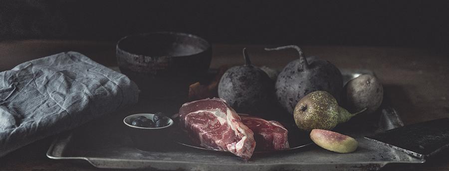 WILDCRAFT beste Zutaten frisches Rindfleisch