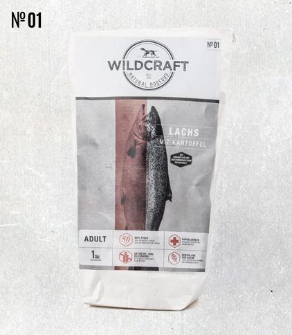 WILDCRAFT gebackenes Hundefutter mit viel Lachs